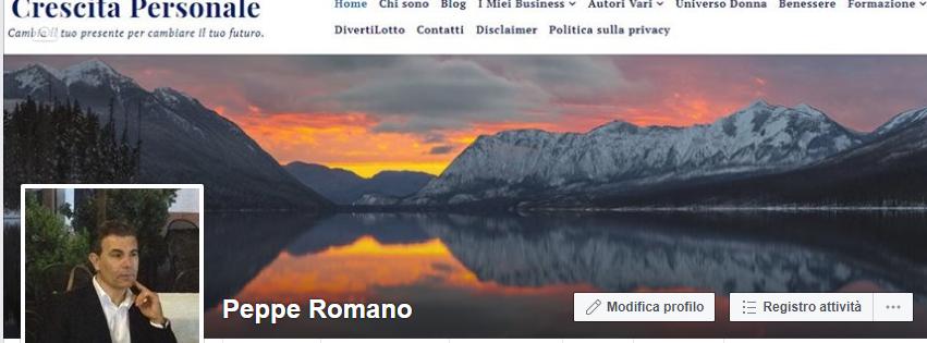 mio profilo facebook